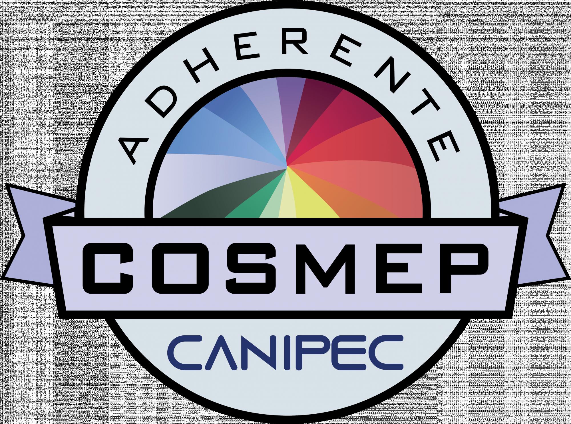 logo distintivo cosmep colores